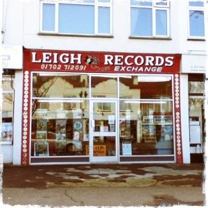 Leigh Records