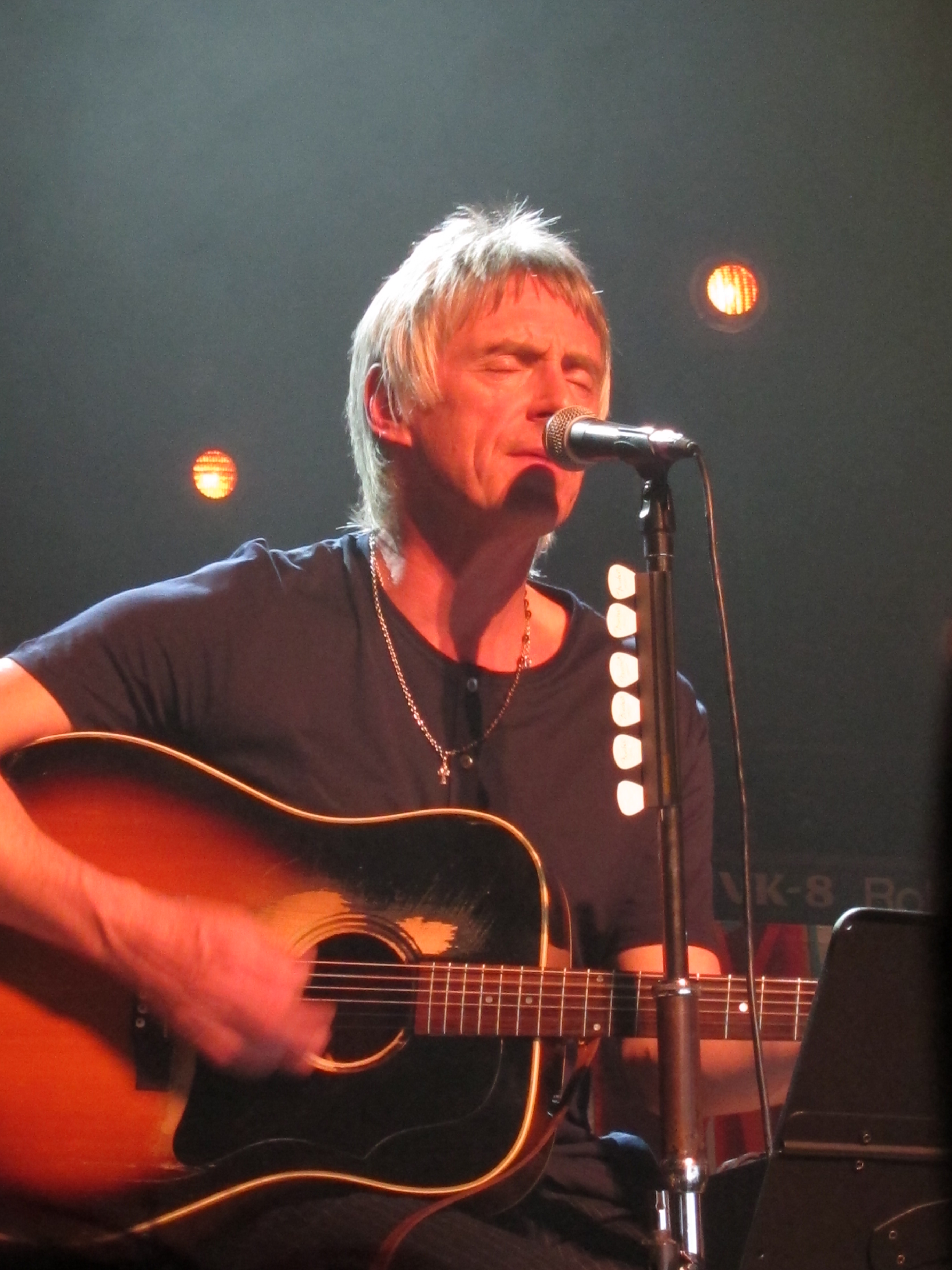Paul Weller Live At The Camden Roundhouse 2012 Every
