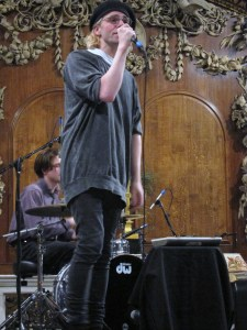 Live at St James Church Piccadilly April 2012