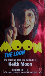 Moon the Loon Keith Moon Dougal Butler