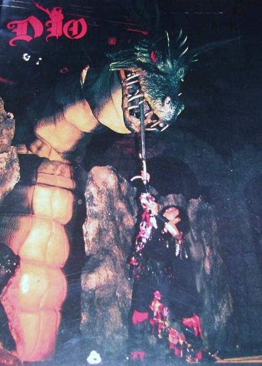 Sacred Heart Tour Dio