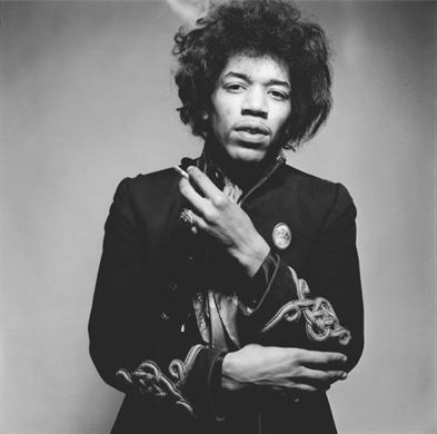 Where Did Jimi Hendrix Tour In The U S