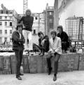 Rolling Stones Ormond Masons Yard Bricks Snap Gallery Gered Mankowitz Jagger