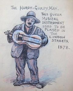 Dickensian London Victorian characters John Rowlands Mayhew