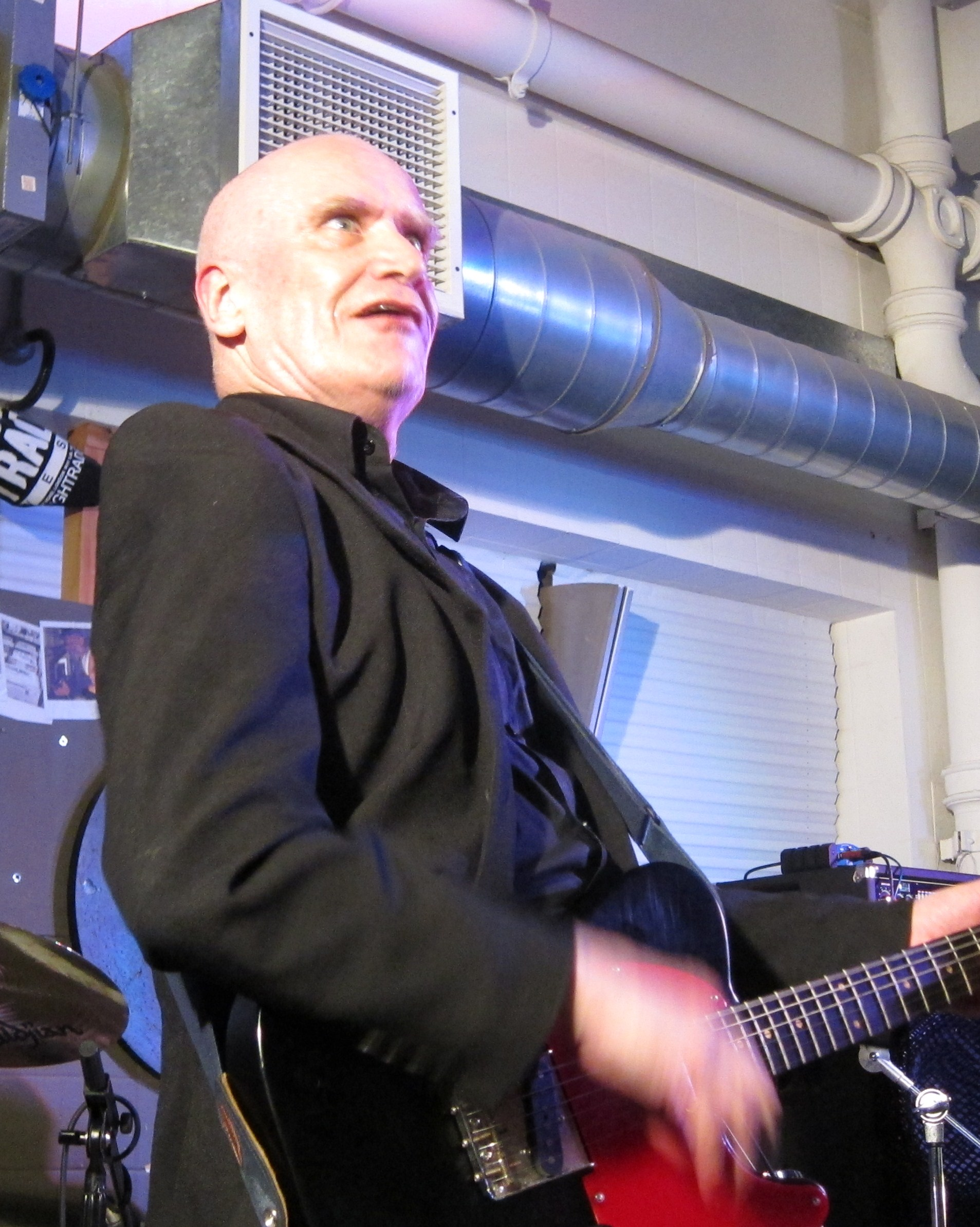Wilko Johnson Book Launch How Dr Feelgood Were Inspired