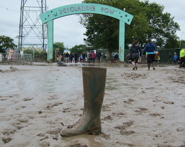 Welly Desolation Row Mud