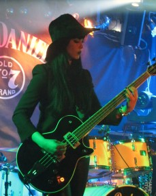 The Black Belles supported The Horrors and are on Third Man Records - Jack White's label.