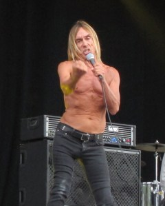"London Hyde Park 2012 ""Hard Rock Calling"" ""Iggy Pop"""