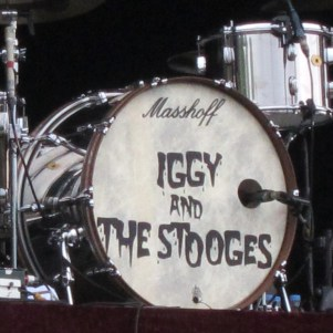 Iggy & The Stooges Drum Kit 3732