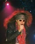 Jon Bon Jovi at Wembley Arena, 1990