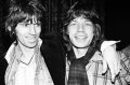Mick Jagger and Keith Richards (Aylesbury,Buckinghamshire  11 January 1977) (c) Mirrorpix