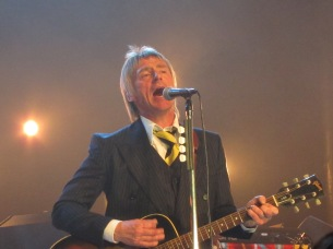 Paul Weller: The Modfather played The Camden Roundhouse to support his latest album Sonik Kicks