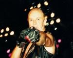 Rob Halford Judas Priest Hammersmith 1989