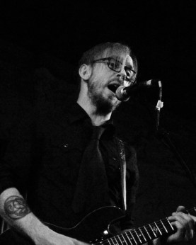 Tim Elsenberg of Sweet Billy Pilgrim