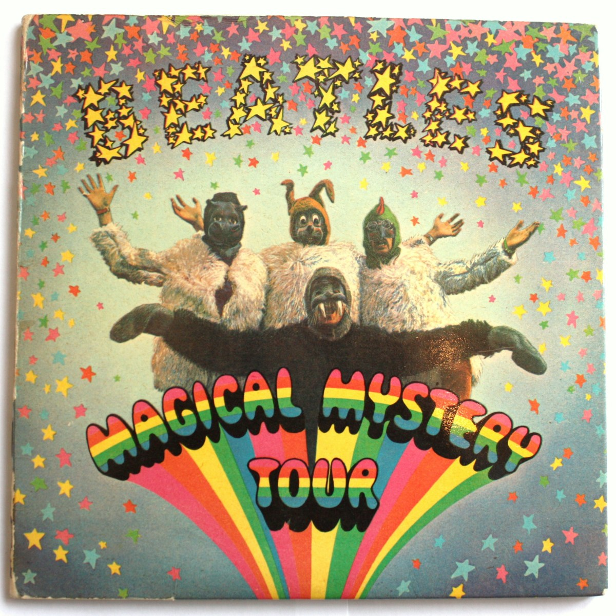 Five Reasons To Watch The Beatles Magical Mystery Tour