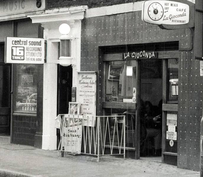 La Gioconda Coffee Bar