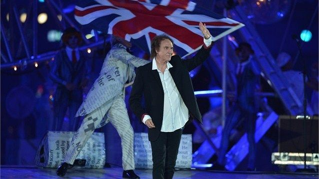 Olympic Closing Ceremony Kinks