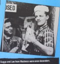 Suggs and Lee from Madness were once decorators