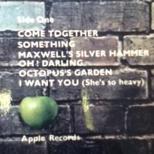 misaligned apple