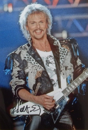 rudolf schenker scorpions moustache every record tells a
