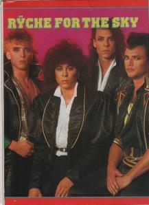 Queensryche - June 1986-P1