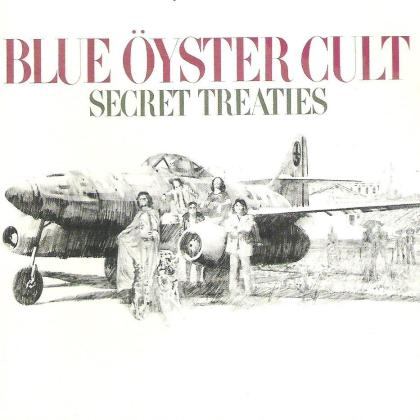 Blue Oyster Cult's Secret Treaties Album