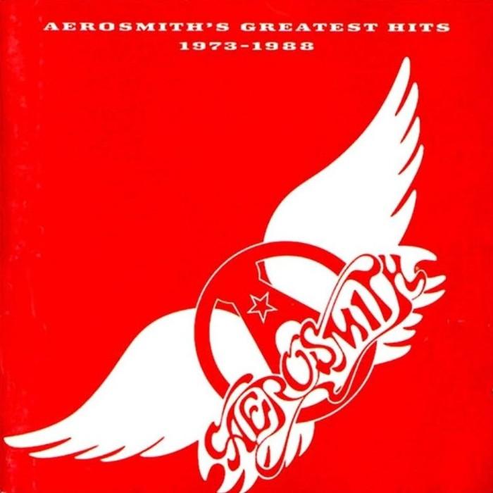 Aerosmith Greatest_Hits cover