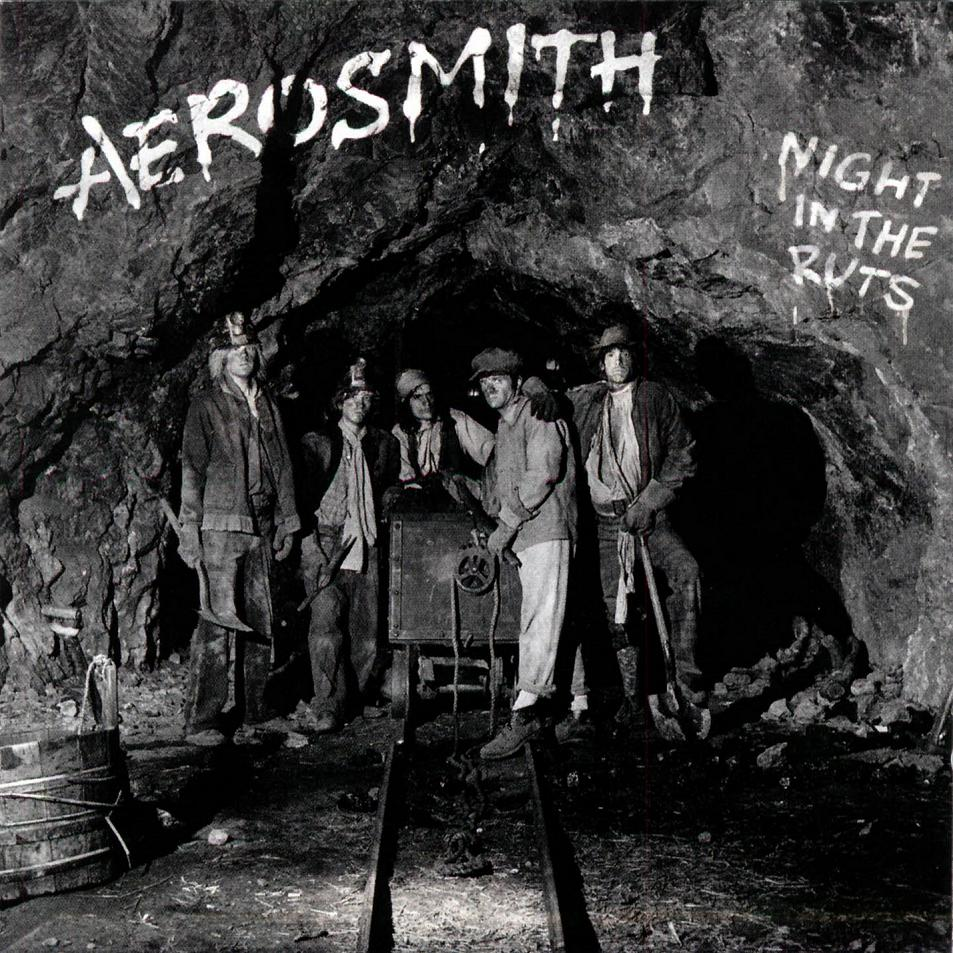 Aerosmith Night In The Ruts Front Every Record Tells