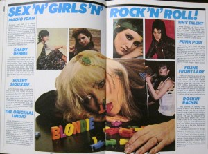 Girls in Rock On! Sex n Girls n Rock n Roll