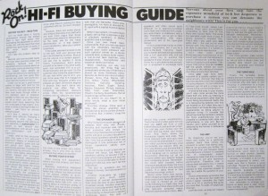 Hi-Fi Buying guide 1980