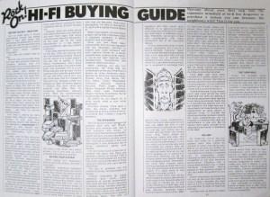 Hi-Fi Buying guide 1980