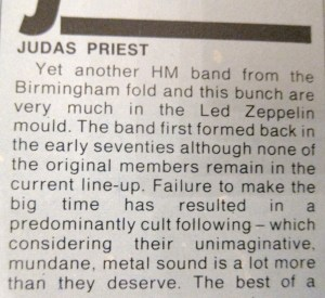 Judas Priest Rock On!
