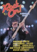 Rock On! Annual 1980 Phil Lynott of Thin Lizzy