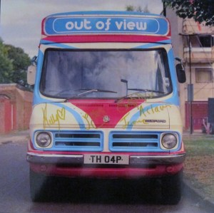 Out of View: The debut album by The History of Apple Pie