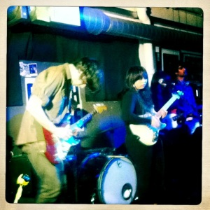 The History of Apple Pie live at Rough Trade East.
