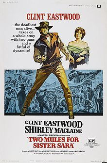 Clint Eastwood Shirley MacLaine