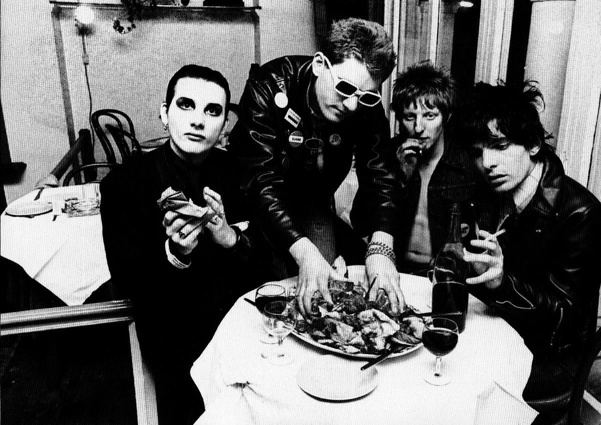 The Damned Every Record Tells A Story