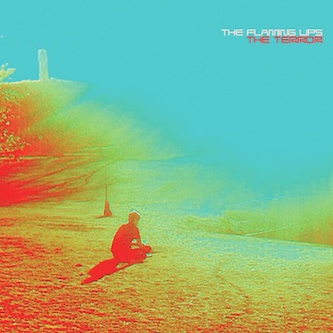 Cover of the forthcoming Flaming Lips album The Terror