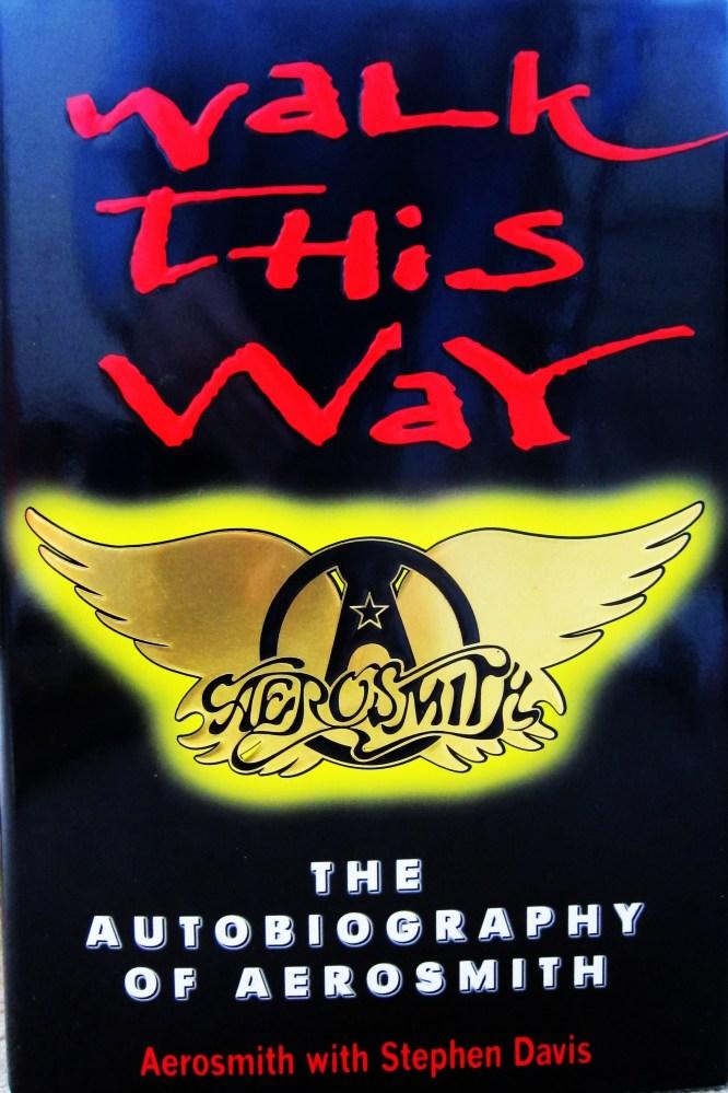Aerosmith biography rock book