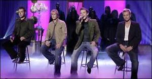 Westlife. Stools. Make up your own joke.