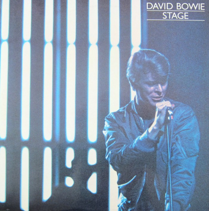 Bowie Stage Cover