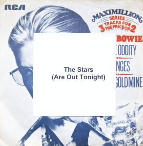 David Bowie Space Oddity Maximillian Series Heroes