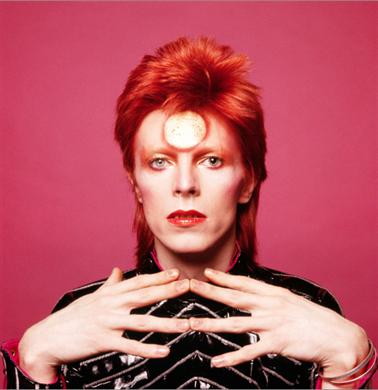 David Bowie by Masayoshi Sukita at Snap Gallery Keep that 'lectric Eye