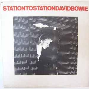 David Bowie Station To Station