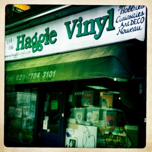 Record Shop Islington