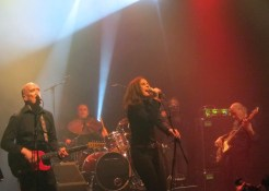 Wilko and Alison Moyet