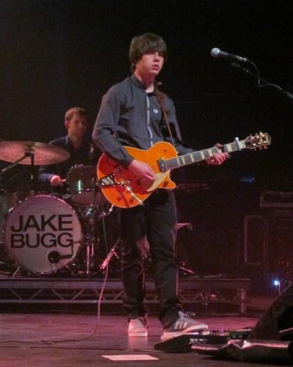 Jake Bugg live at Southend