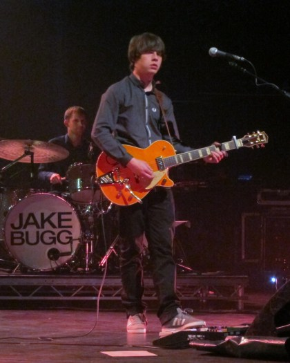 Jake Bugg live at Southend