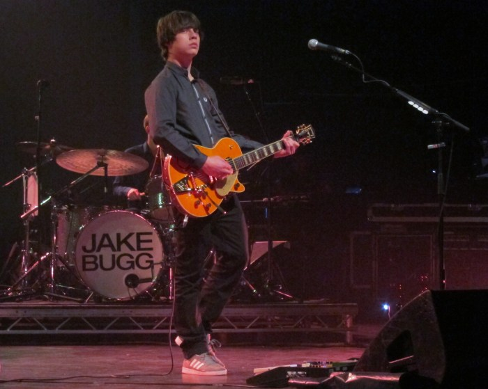 Cliffs Pavillion Jake Bugg