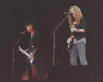 I took this photo in 1991 at Wembley Arena when they supported AC/DC
